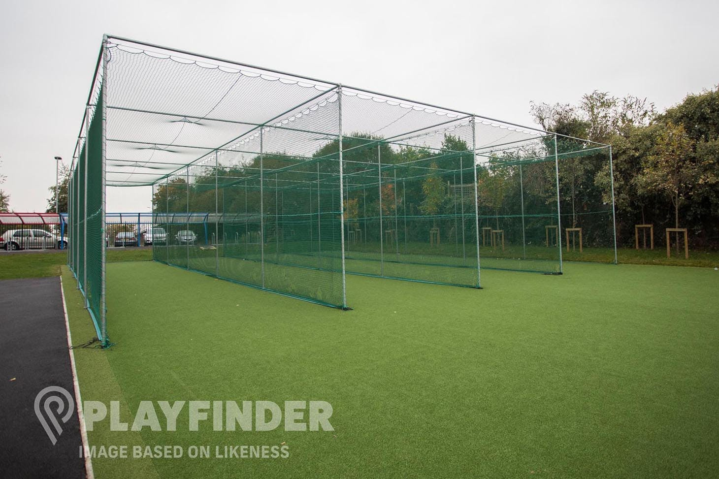 Cox Green Leisure Centre Nets | Artificial cricket facilities