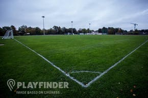 The Nuffield | Grass Football Pitch