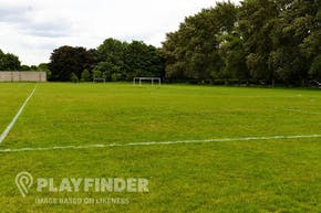 Dartford Science and Technology College | Grass Football Pitch