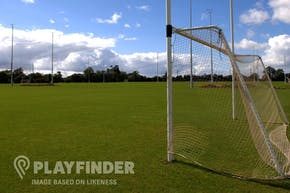 St. Vincent's CBS | Grass GAA Pitch