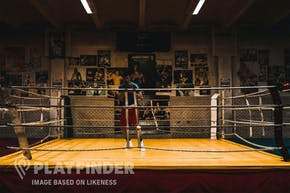 Leyton Sports Ground | Hard Gym