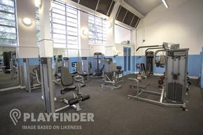 Salford City College | N/a Gym