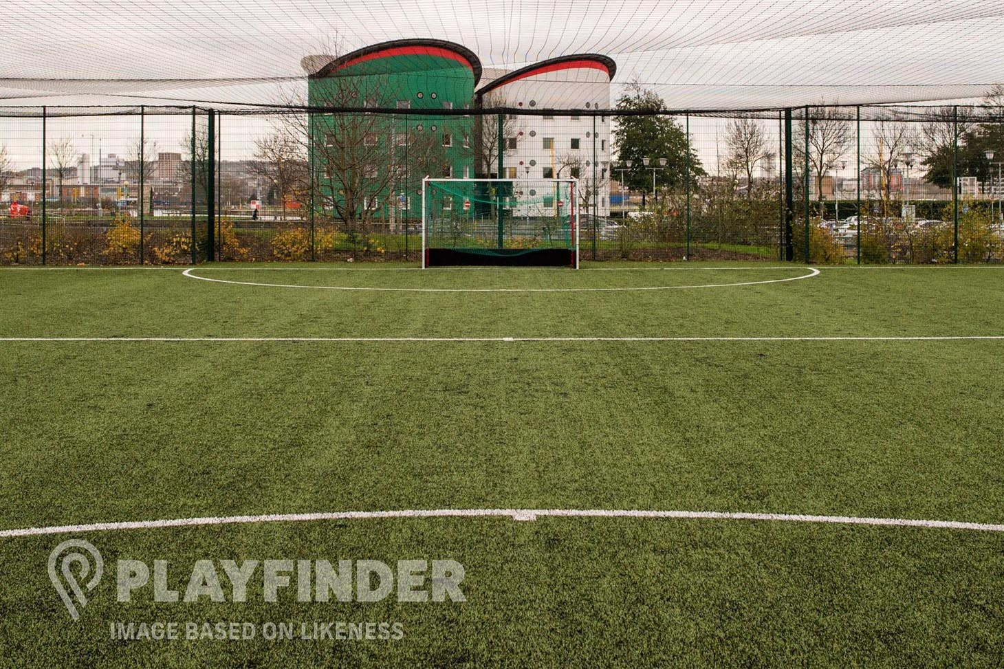 Our Lady's RC High School Outdoor | 3G Astroturf hockey pitch