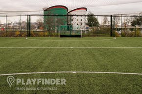 Chalk Hills Academy | 3G astroturf Hockey Pitch