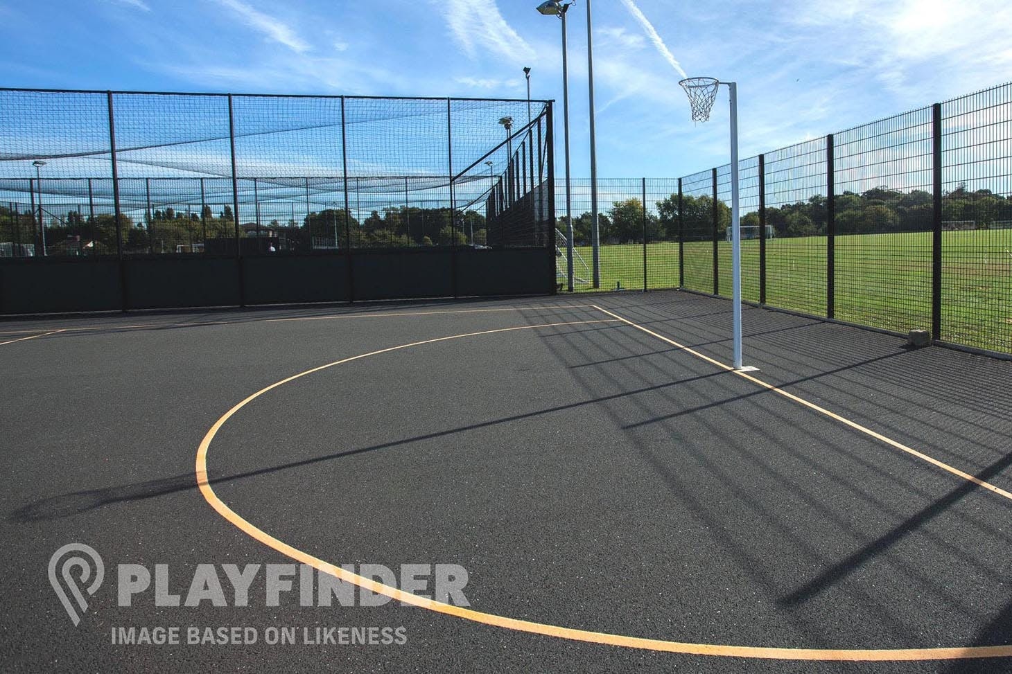 Trinity Sports Centre Outdoor | Hard (macadam) netball court