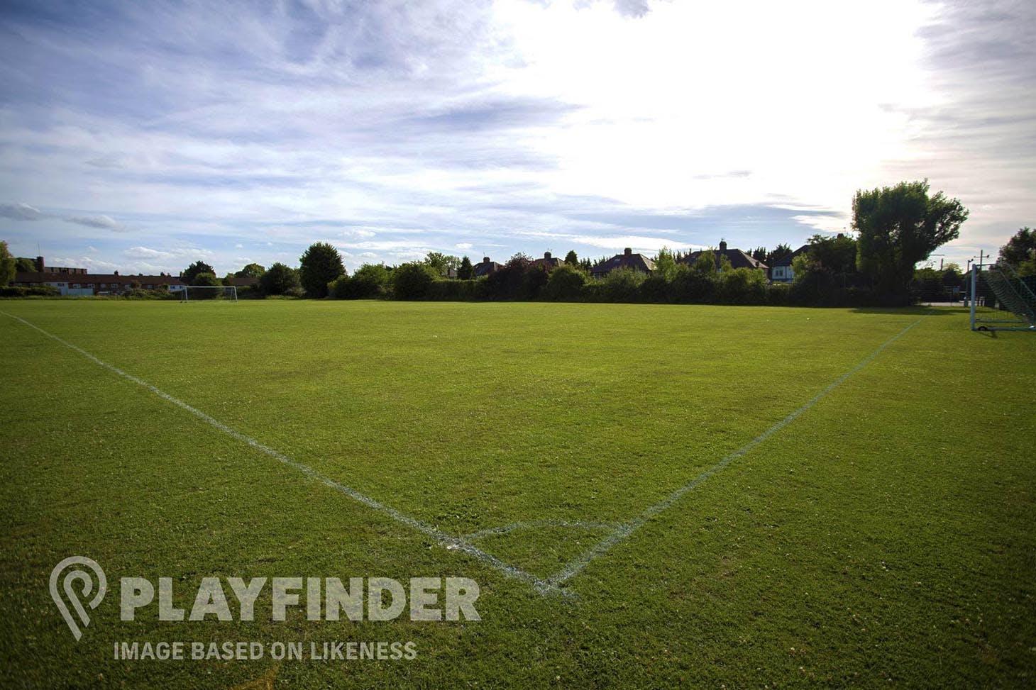 PlayFootball Aylesbury Field space hire