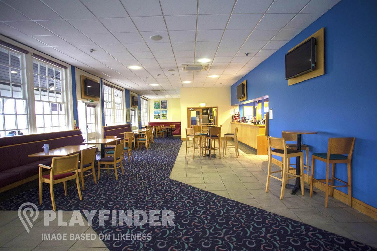 Caterham School Sports Centre Function room space hire