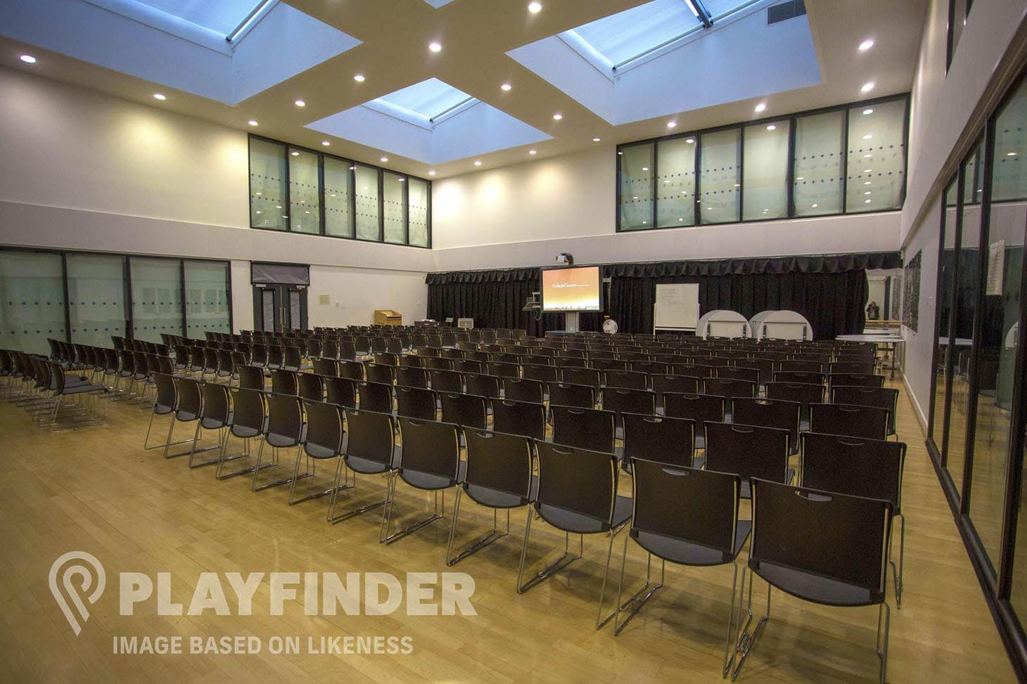Haggerston School Main hall space hire