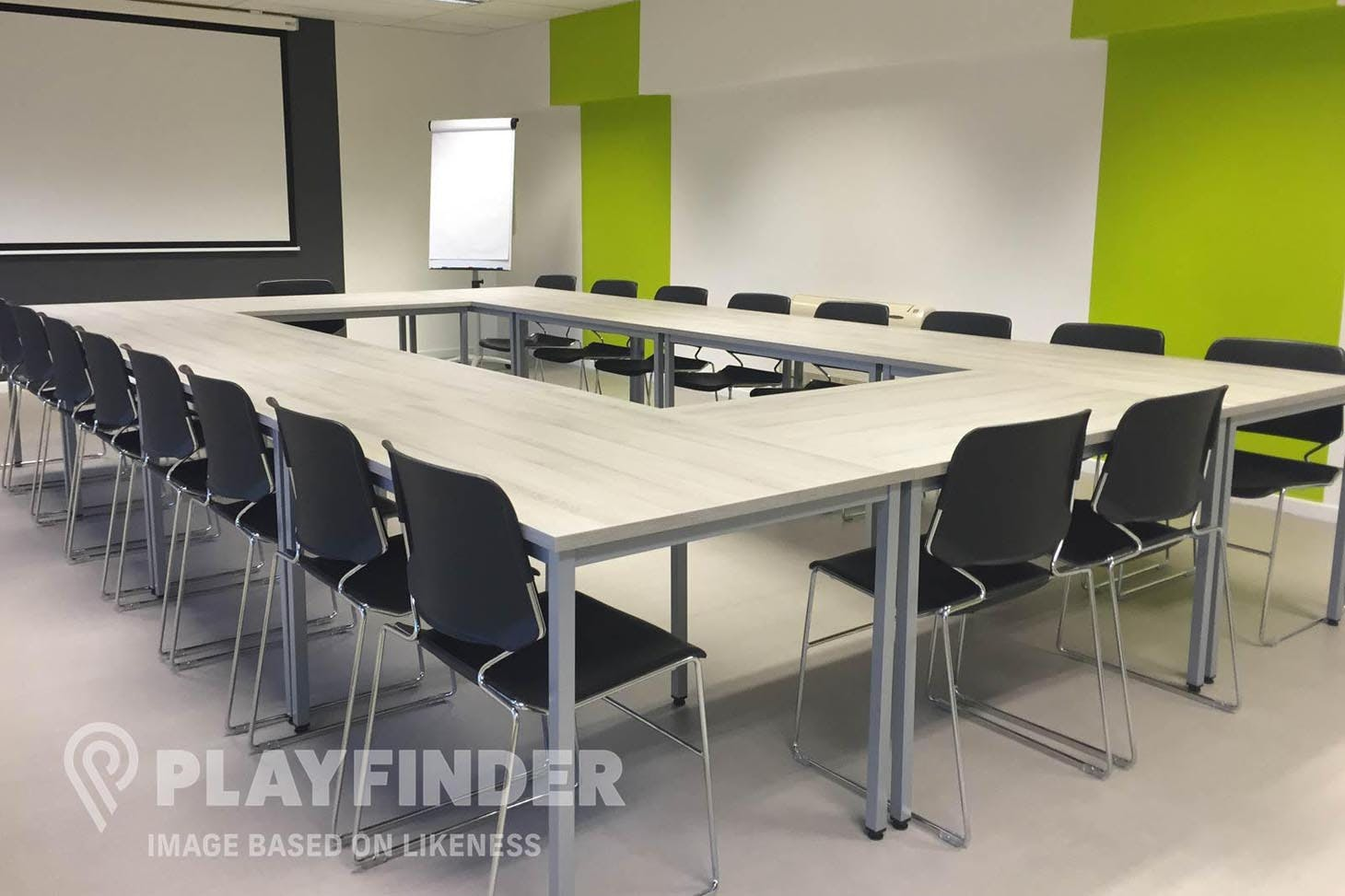 Harris Academy Greenwich Meeting room space hire