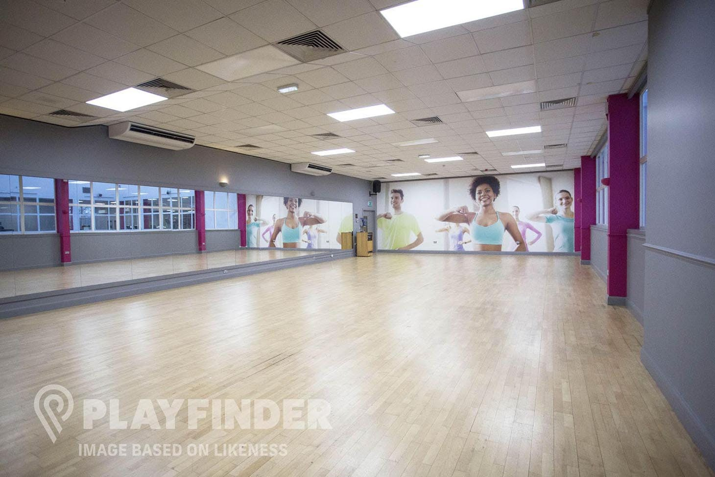 Portslade Sports Centre Studio space hire