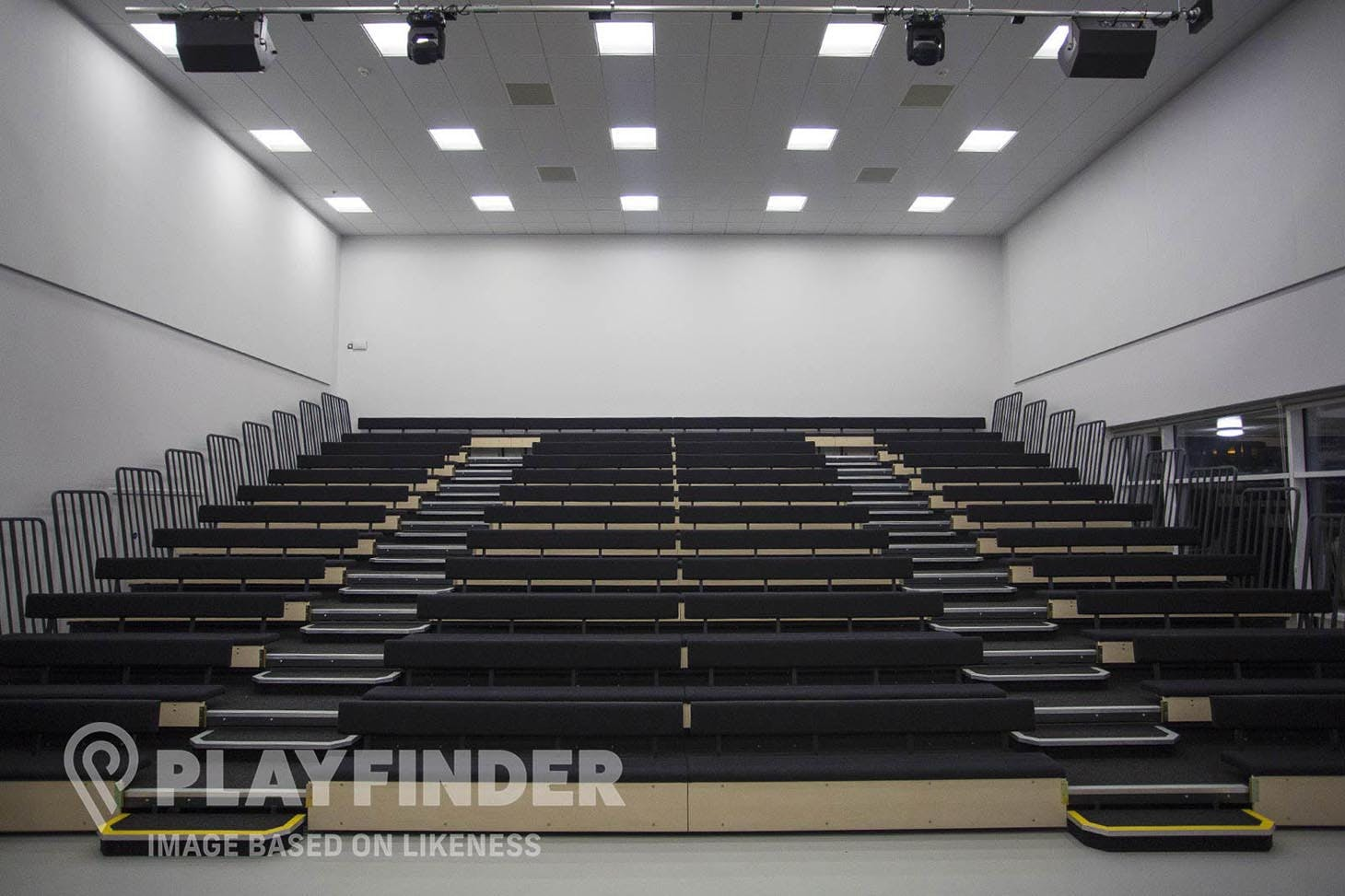 Luton Sixth Form College Theatre space hire