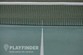The Brentford Fountain Leisure Centre | Hard Table Tennis Table