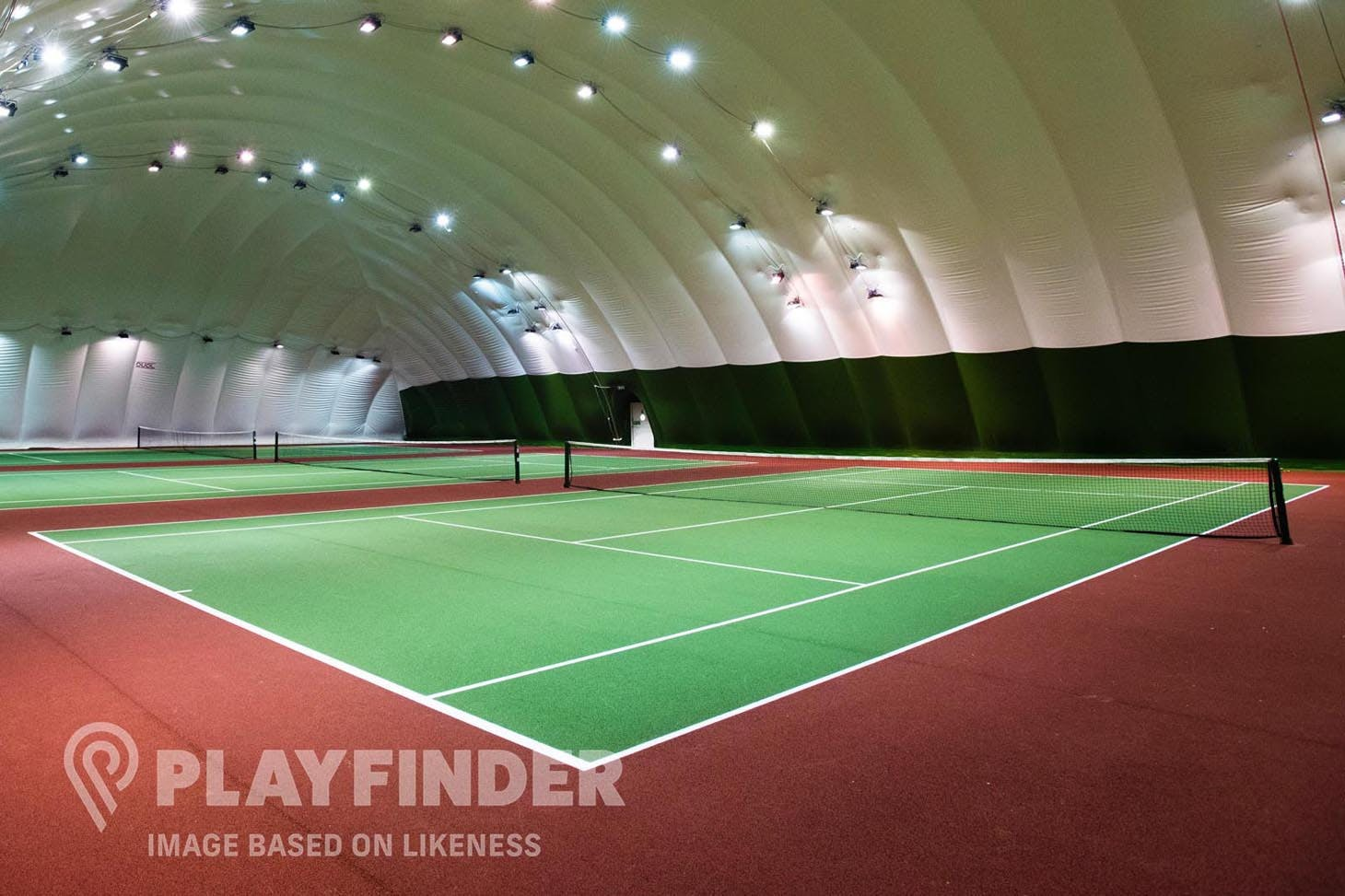 Westway Sports Centre Indoor tennis court
