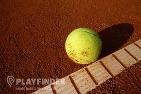 Westway Sports Centre | Clay Tennis Court
