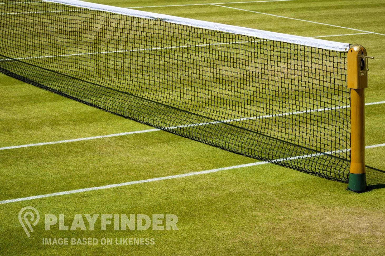 Fallowfields LTC Outdoor | Grass tennis court