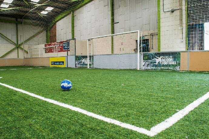 Over 300 football pitches for hire