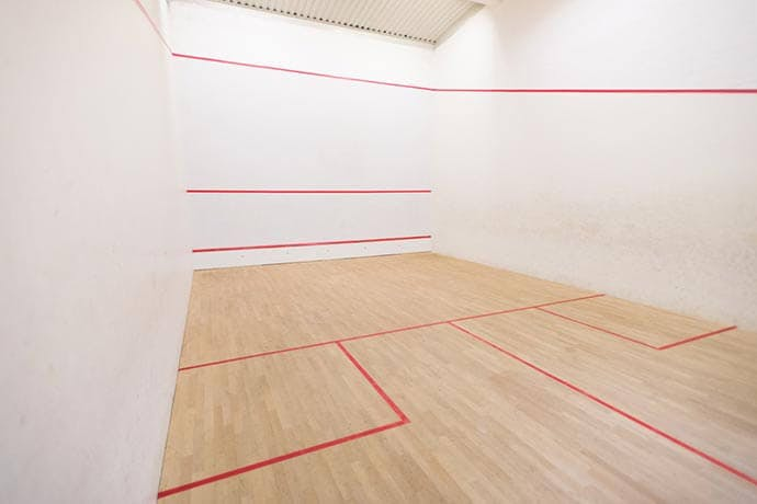 Squash Courts in London