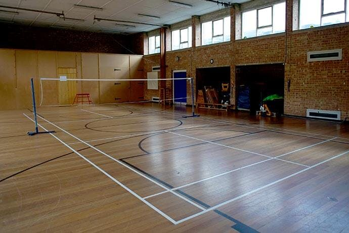 Badminton Courts in Manchester