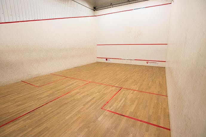 Squash Courts in Manchester