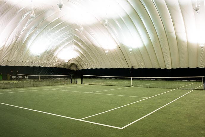 Tennis Courts in Manchester