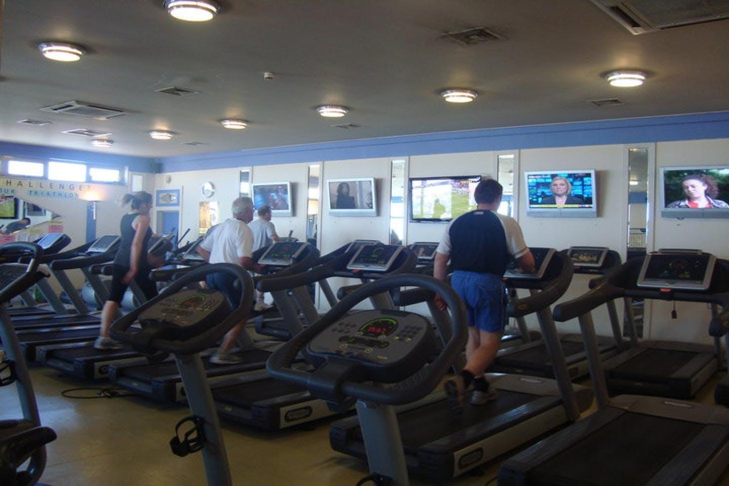 ALSAA Indoor gym