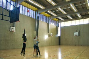 Ballyfermot Sports and Fitness Centre | Hard Badminton Court