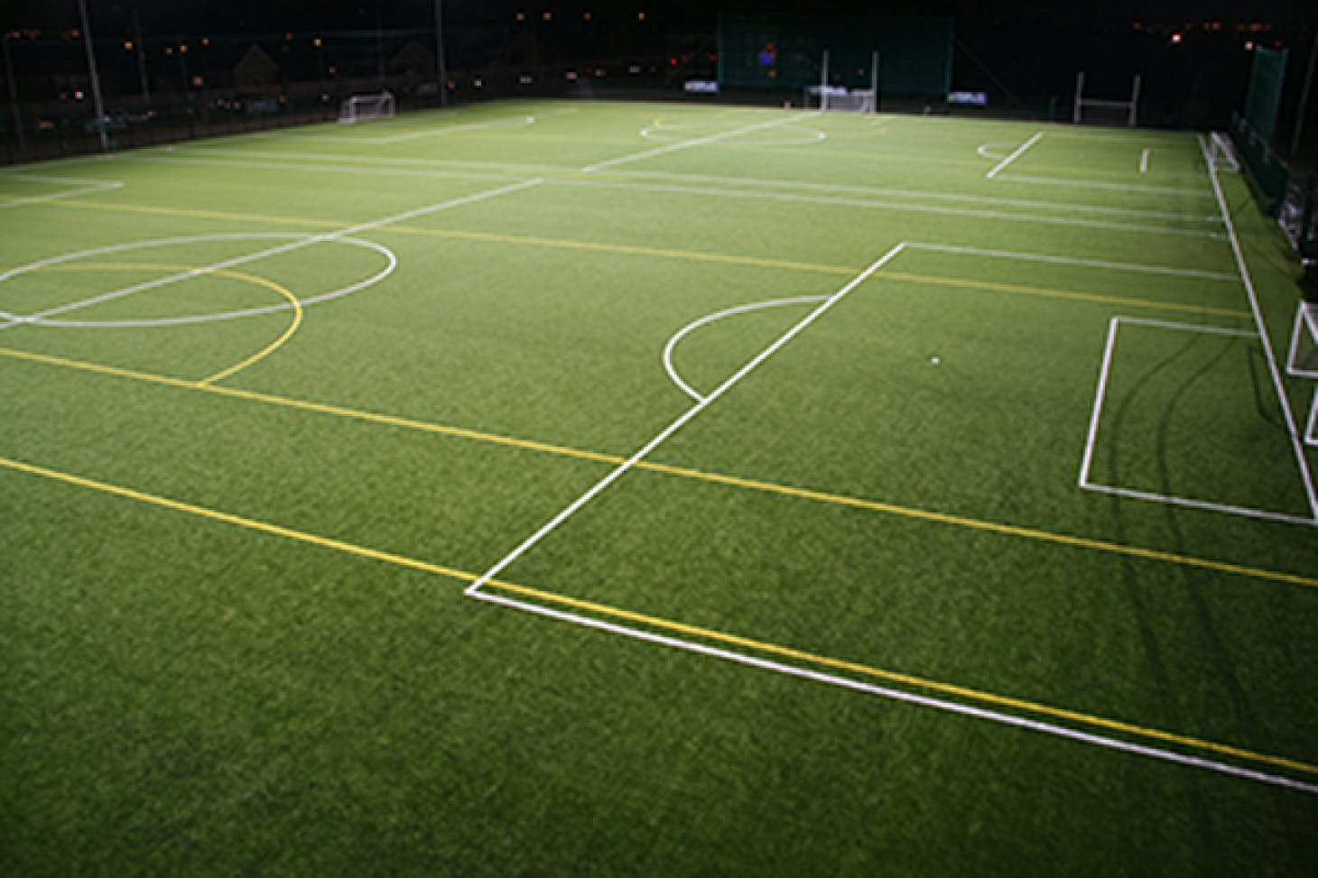 St. Benildus College Full size | Astroturf gaa pitch