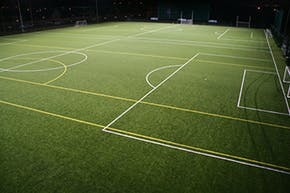 St. Benildus College | Astroturf Football Pitch