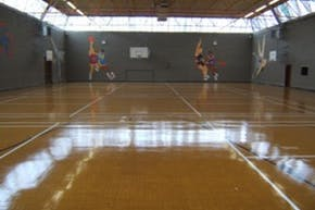 Coolmine Sports & Leisure Centre | Hard Badminton Court