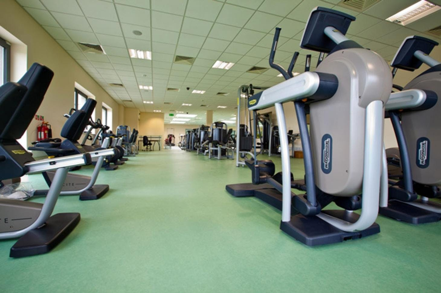 Inspire Fitness Centre Indoor gym