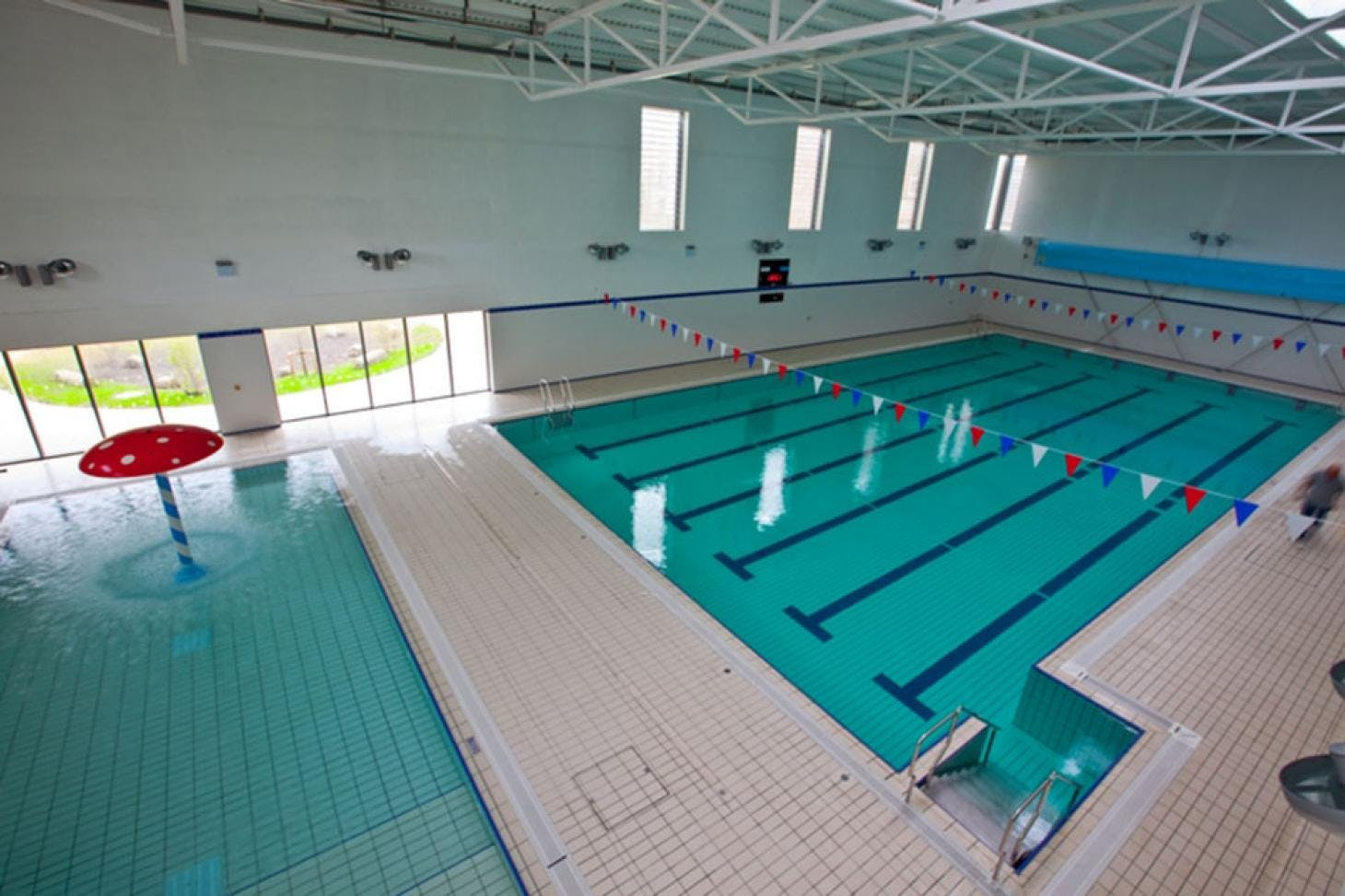 Inspire Fitness Centre Indoor swimming pool