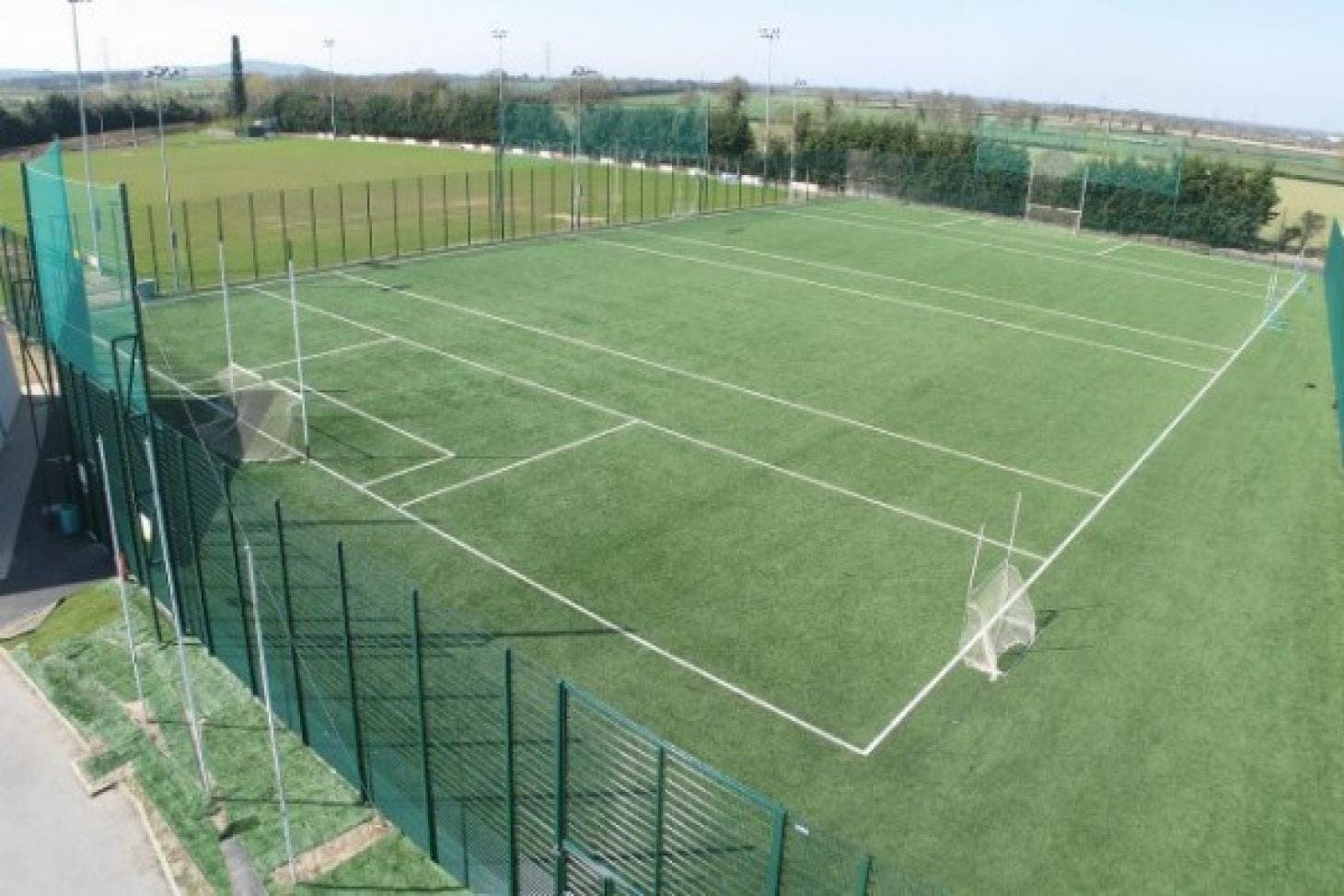 Lucan Sarsfields GAA Full size | Astroturf gaa pitch