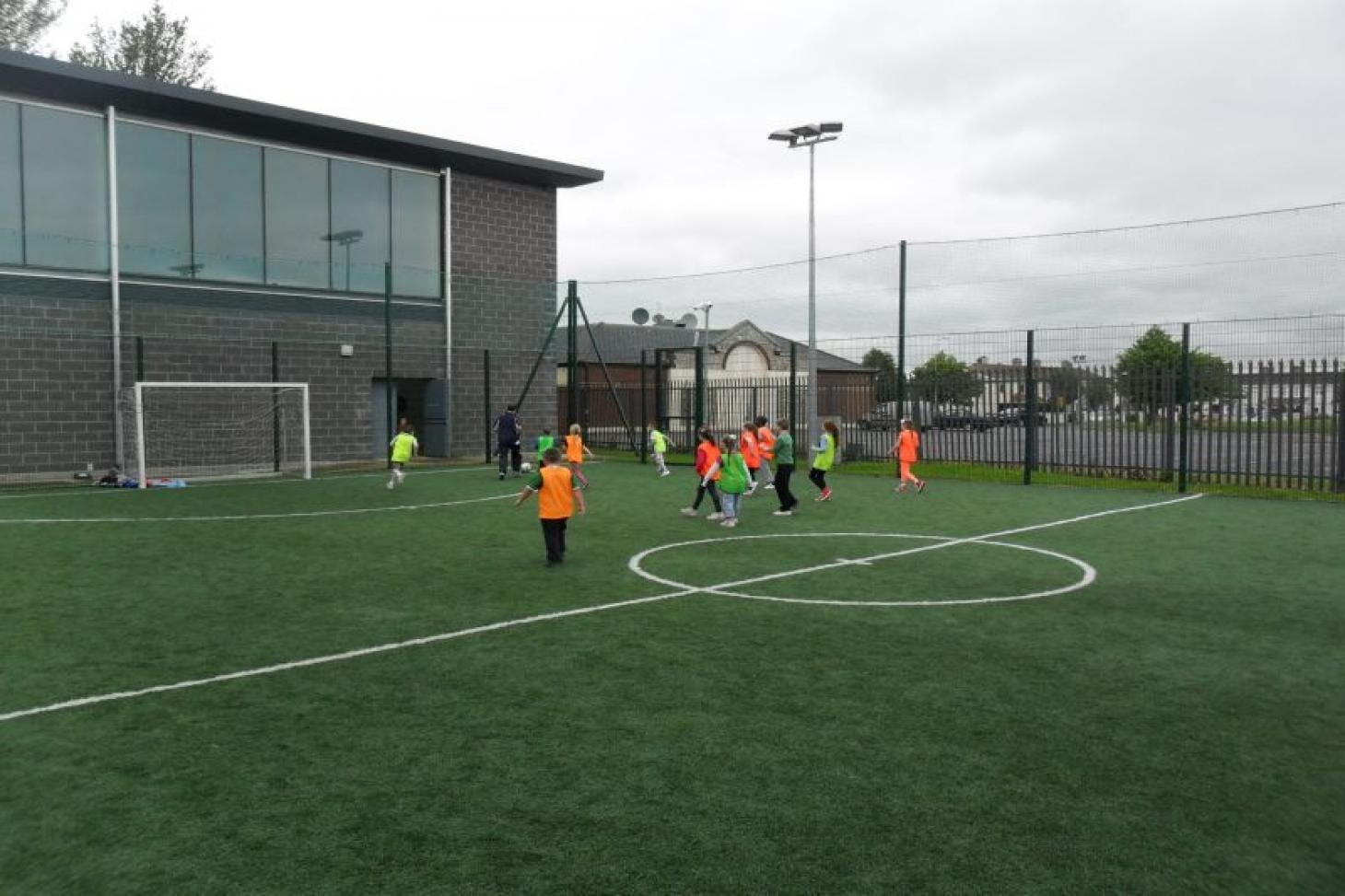 Mountview Youth & Community Centre 5 a side | Astroturf football pitch