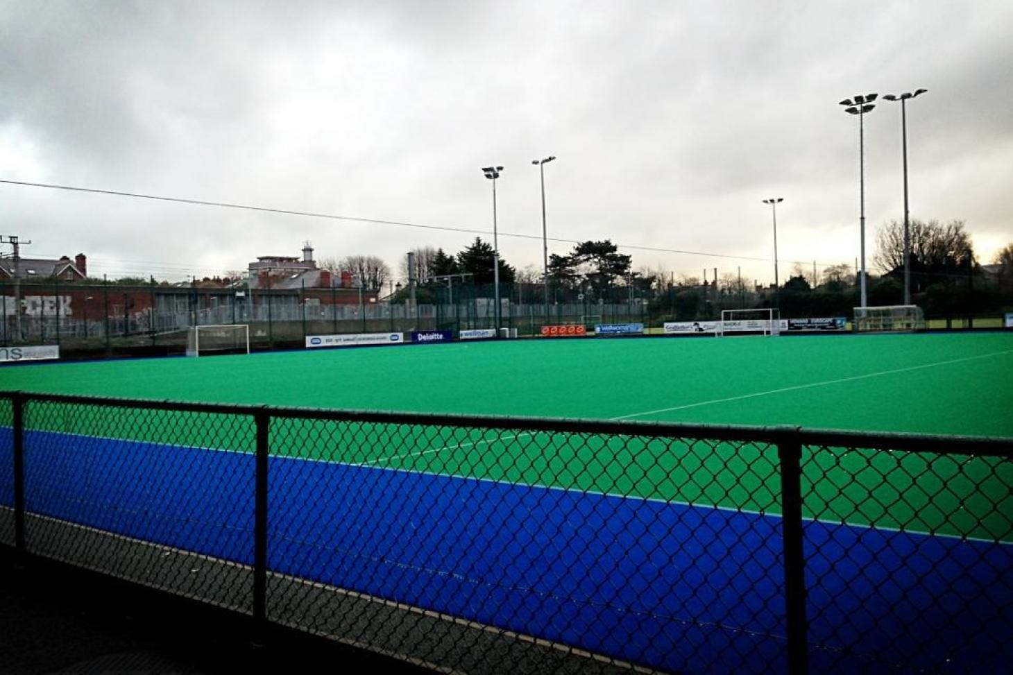 Pembroke Wanderers Hockey Club Outdoor | Astroturf hockey pitch