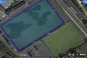 Pembroke Wanderers Hockey Club | Astroturf Football Pitch