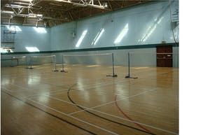 Portmarnock Sports & Leisure Club | Hard Badminton Court