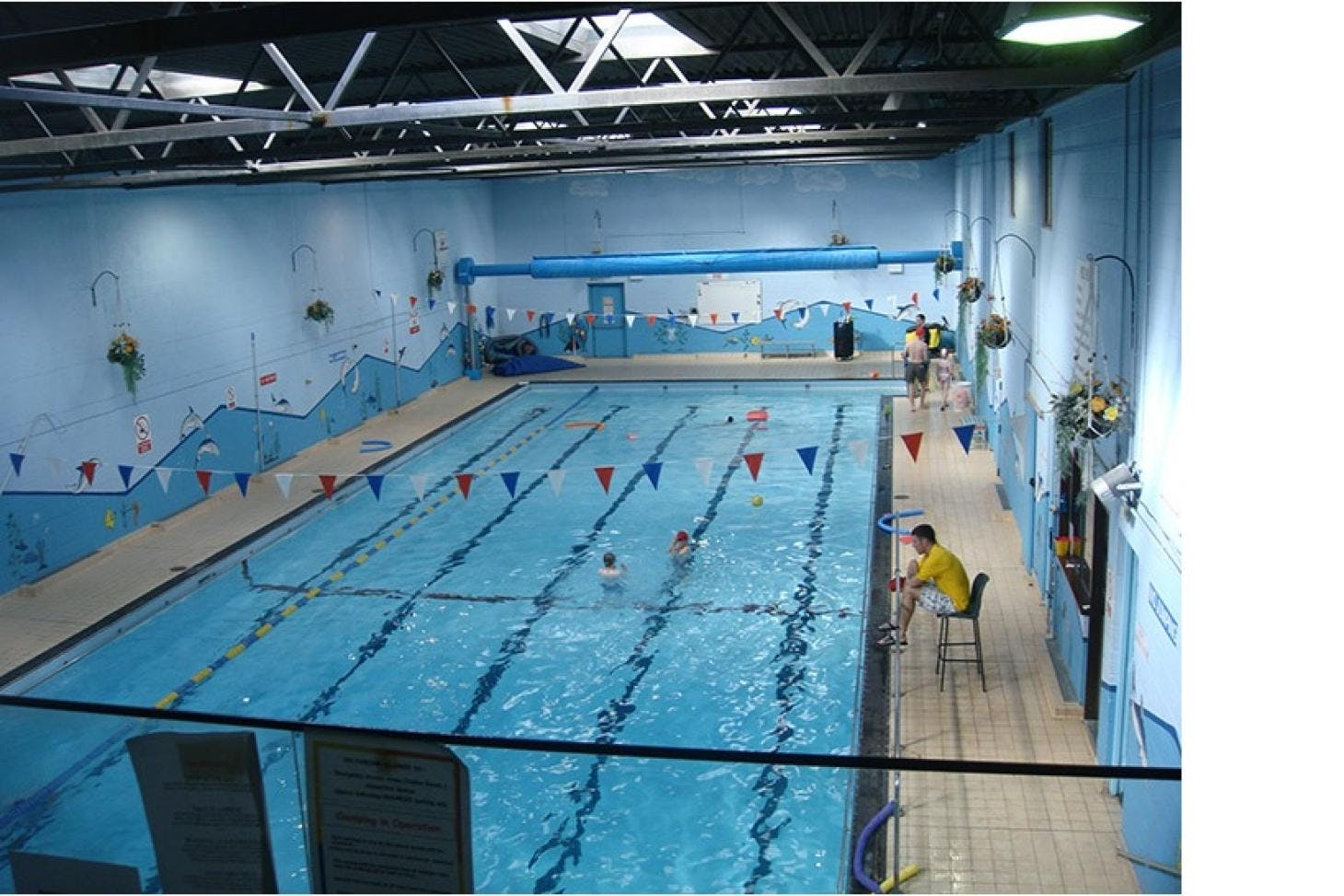 Portmarnock Sports & Leisure Club Indoor swimming pool