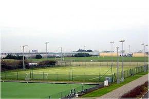 Sportslink   Astroturf Football Pitch