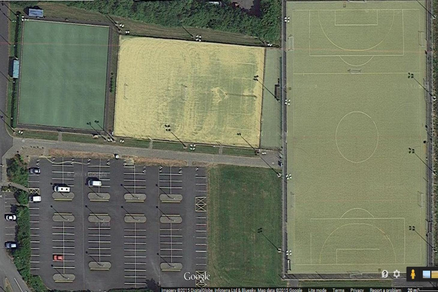 Sportslink 11 a side | Grass football pitch
