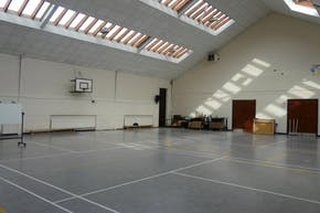 St. Raphaela's Secondary School | Hard Badminton Court