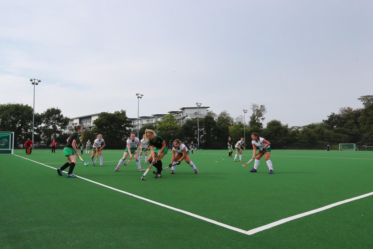 Santry Sports Grounds Outdoor | Astroturf hockey pitch