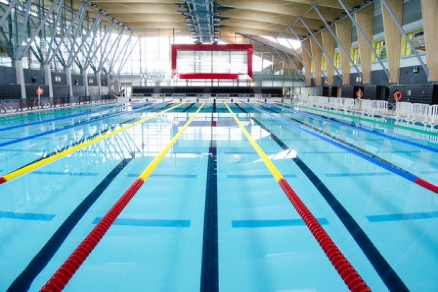 University College Dublin Indoor swimming pool