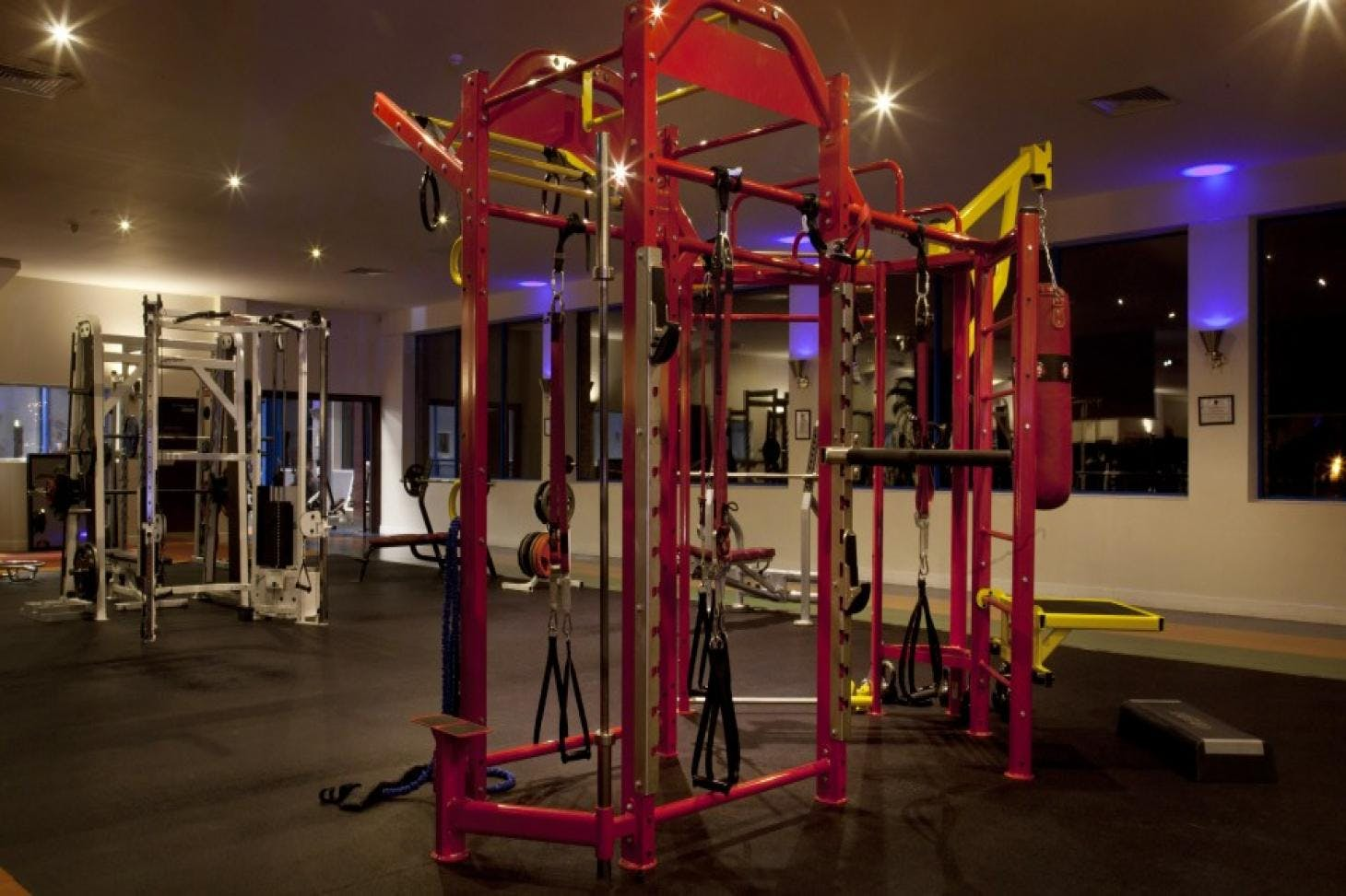 Westmanstown Sports & Conference Centre Indoor gym