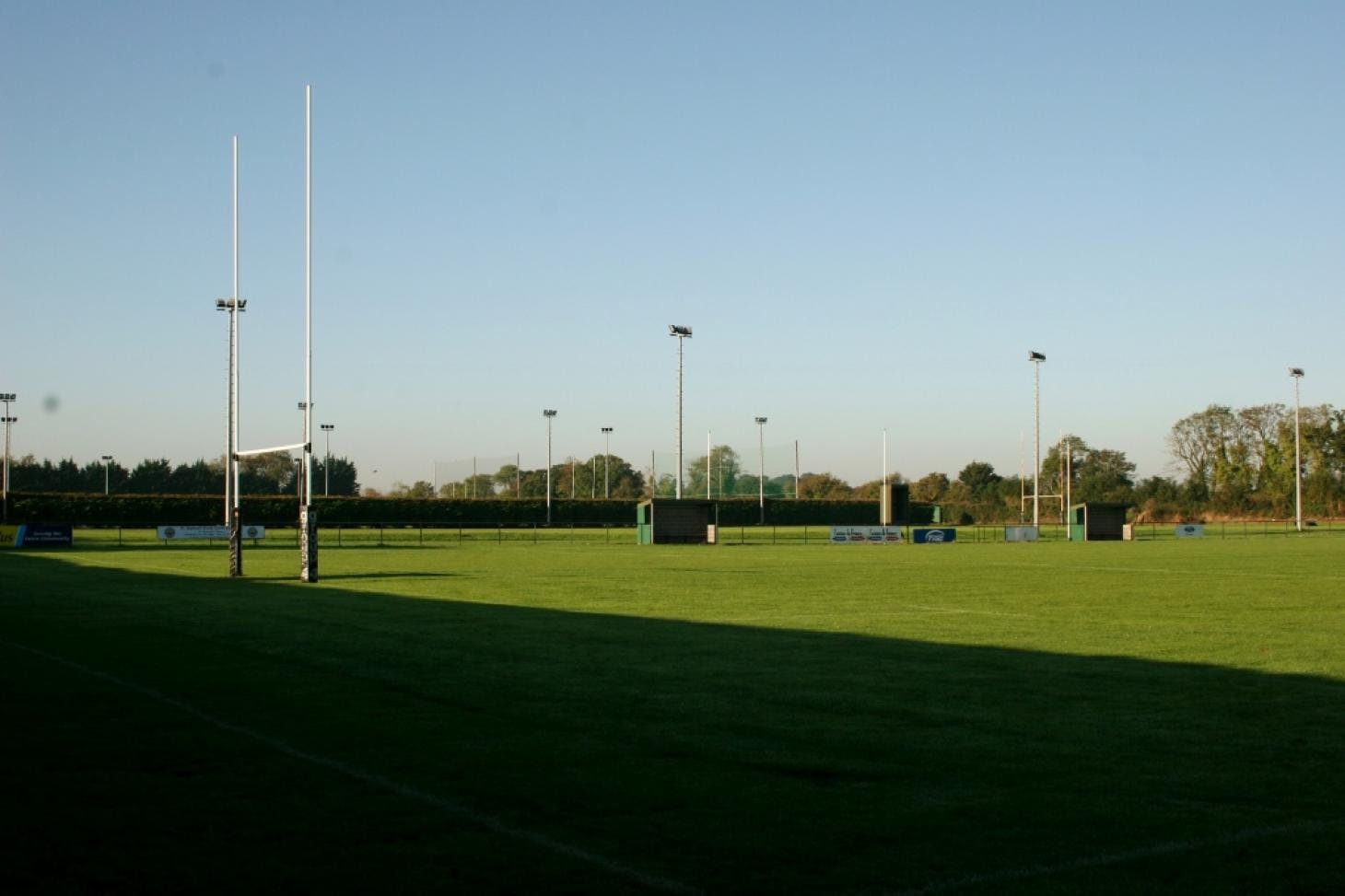 Westmanstown Sports & Conference Centre Union | Grass rugby pitch