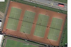 Westmanstown Sports & Conference Centre | Astroturf Tennis Court