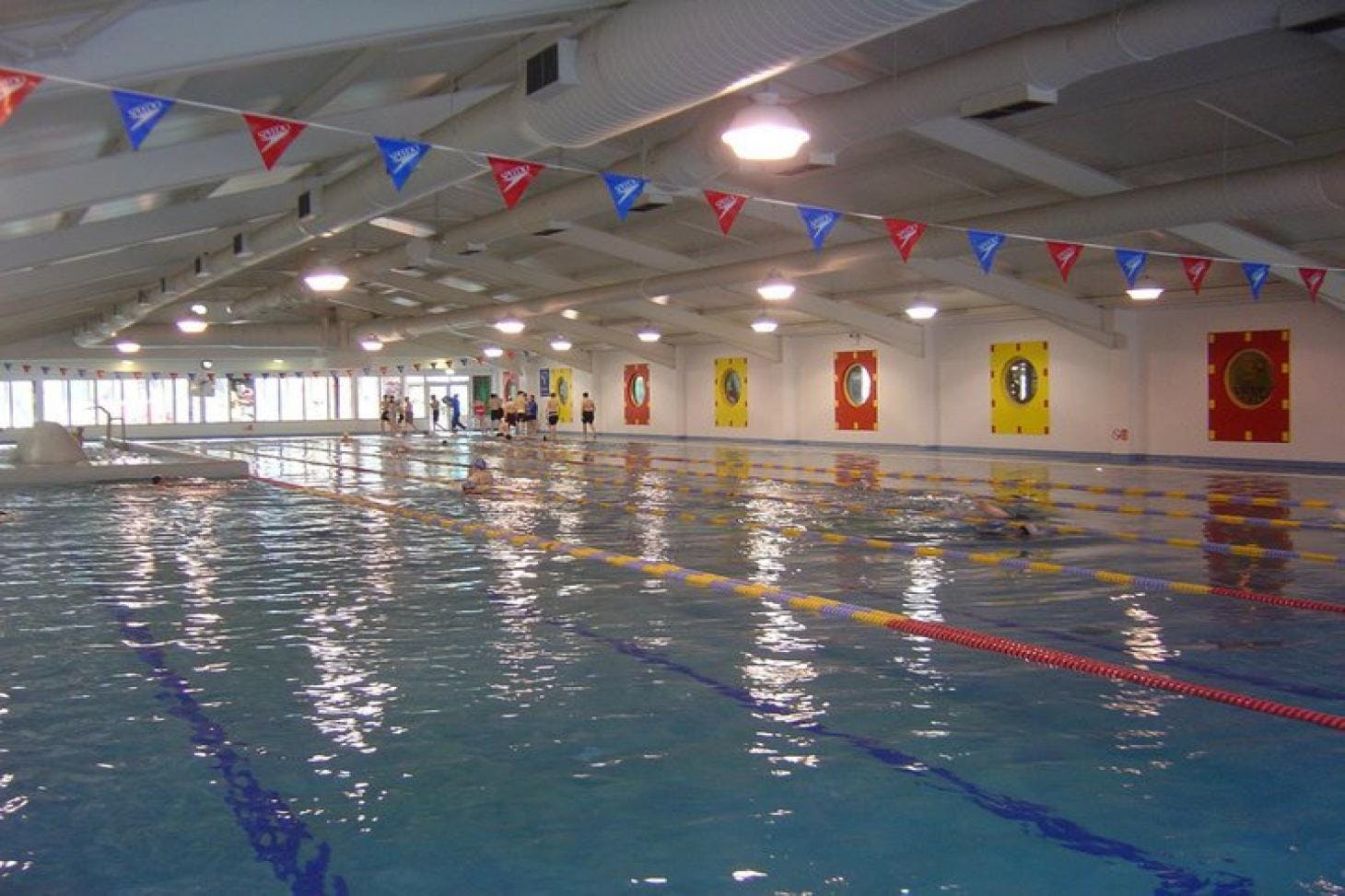 West Wood Health Club, Clontarf Indoor swimming pool
