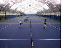 West Wood Health Club, Clontarf | Indoor Tennis Court