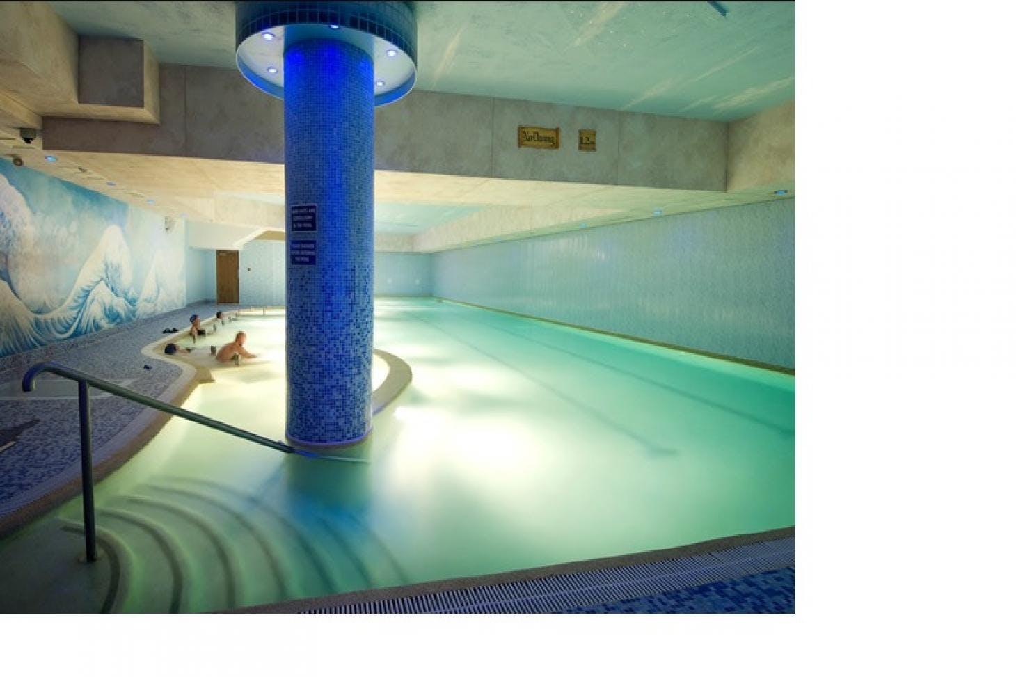 West Wood Health Club, Sandymount Indoor swimming pool