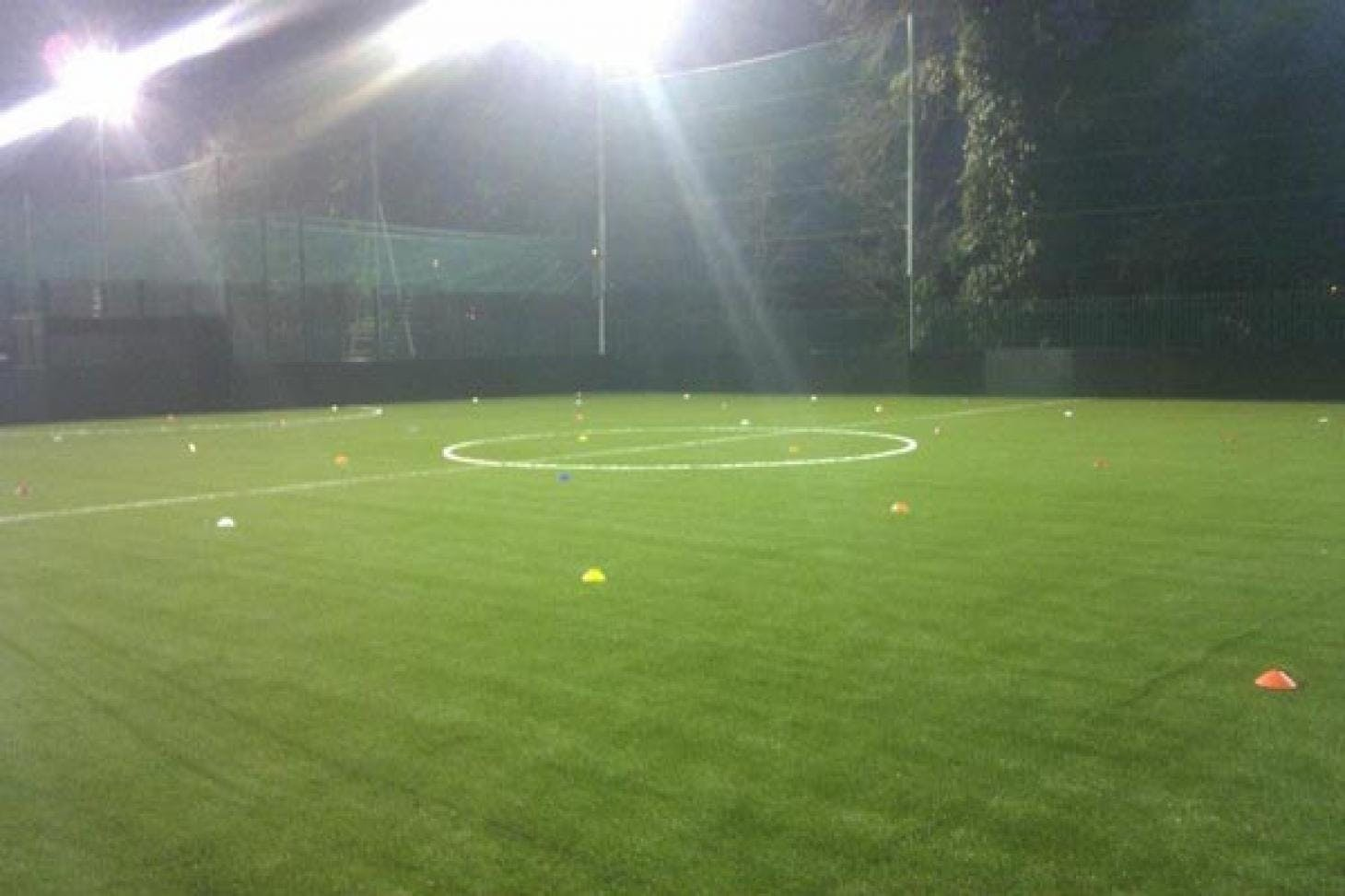 dlr Loughlinstown 5 a side | Astroturf football pitch