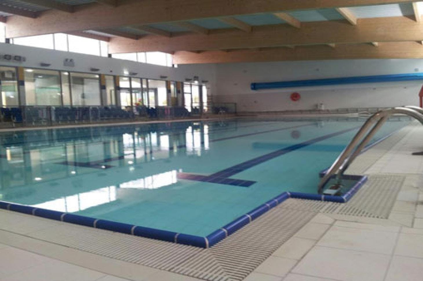 dlr Loughlinstown Indoor swimming pool